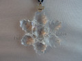 1996 Annual Edition Snowflake / Star Christmas Ornament