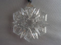 1999 Annual Edition Star / Snowflake Christmas Ornament