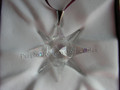 1991 Annual Edition Star / Snowflake Christmas Ornament ~ US / Canada