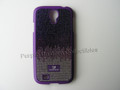 Thao Purple Crystalfall Incase Phone Case for Samsung Galaxy S4