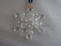 2004 Annual Edition Snowflake/ Star Christmas Ornament