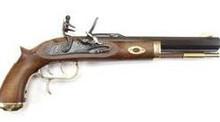 Trapper Flintlock Pistol