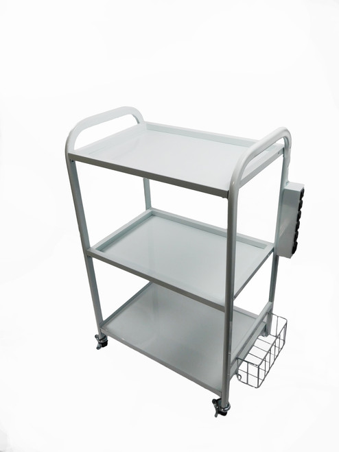 Table Top 3 Tier Mobile Cart