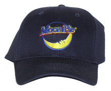 Moon Pie Dark Blue Logo Cap