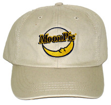 Moon Pie Tan Logo Cap