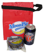Moon Pie Lunch Bag with RC Cola & Moon Pie