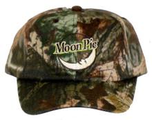 Moon Pie Camouflage Logo Cap