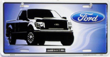 Ford F150 Trucks License Plate