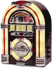 Jukebox With AM/FM Radio & CD Player
