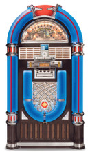 Full Size Jukebox With iPod Docking Station FM Stereo, & CD Player