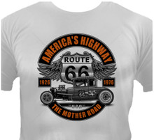 American Highway Route 66  T-Shirt