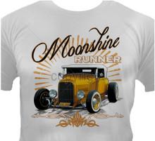 Moonshine Runner Hot Rod T-Shirt