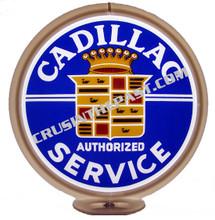 Cadillac Service Gas Pump Globe