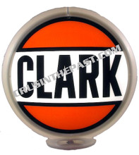 Clark Gasoline Gas Pump Globe