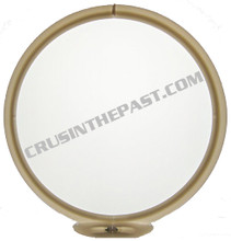 Blank Frosted Glass Gas Pump Globe