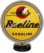 Beeline Gasoline Gas Pump Globe Desk Lamp