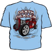Death Dealer Navy Work Shirt