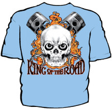 King Of The Road Navy Work Shirt
