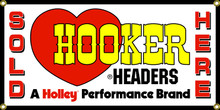 Hooker Headers Wall Banner