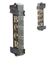 Craft Beer Off The Wall Lighted Sign