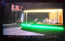 Boulevard Of Broken Dreams Neon & LED Print