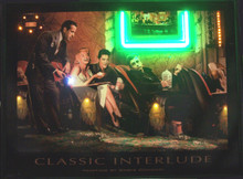 Classic Interlude Neon & LED Print