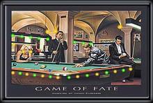 Game Of Fate LED Print