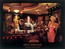 Java Dreams LED Print
