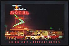 Thunderbird Motel LED Print