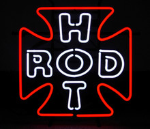 Hot Rod Neon Sign