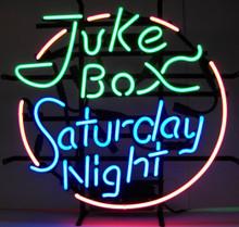 Juke Box Saturday Night Neon Sign