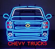 Chevrolet Trucks Neon Sign