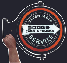 Dodge Dependable Service Revolving Wall Flange