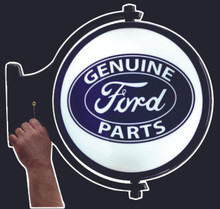 Ford Genuine Parts Revolving Wall Flange