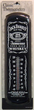 Jack Dainels Sourmash Classic Thermometer