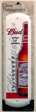 Budweiser King Of  Beers Thermometer