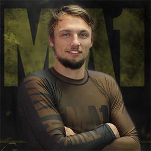 Craig Jones | Brazilian Jiu Jitsu | Absolute MMA | MA1 | Athlete