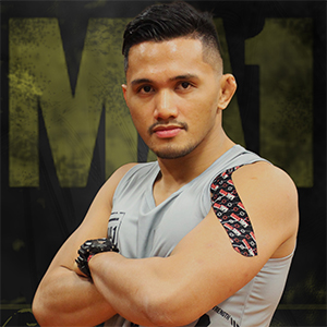Lukaz Catubig | The Lycan | MMA | Absolute MMA | MA1 | Athlete