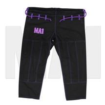 MA1 Premium Comp Kimono Pants - Black, Purple & White