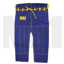 MA1 Premium Comp Kimono Pants - Blue & Yellow