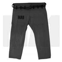 MA1 Premium Comp Kimono Pants - Grey, Black & White
