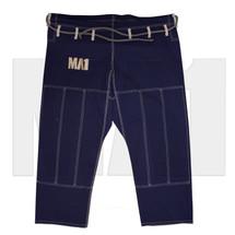 MA1 Premium Comp Kimono Pants - Navy, Grey & White