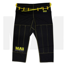 MA1 Ultra Light Kimono Pants - Black (Constrast Stitching)