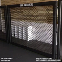 MA1 MMA Cage Frame Panels - 3.2m x 6m approx