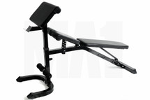 Incline Decline Bench with Preacher