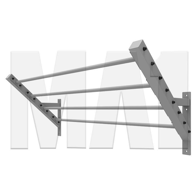 MA1 Platinum Rig Attachment Plyo Ladder 1.8m
