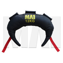 MA1 Wrestlers Bag - 12kg, Red Strap