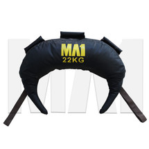 MA1 Wrestlers Bag - 22kg, Brown Strap