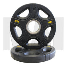 MA1 Pro Olympic Rubber Coated Weight Plate 2.5kg (Pair)