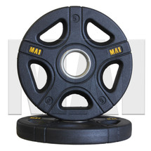 MA1 Pro Olympic Rubber Coated Weight Plate 5kg (Pair)
